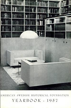 American Swedish Historical Museum  Yearbook 1957 PDF