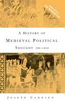 A History of Medieval Political Thought PDF
