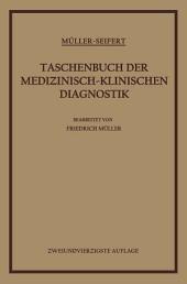 Taschenbuch der Medizinisch-Klinischen Diagnostik: Ausgabe 42
