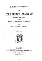 Œuvres complètes, revues avec préface, notes et glossaire par P. Jannet. (Nouv. coll. Jannet).