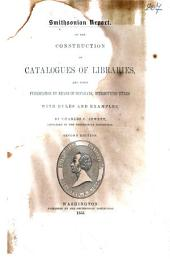 On the Construction of Catalogues of Libraries