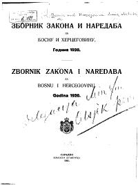 Gesetz  und Verordnungsblatt f  r Bosnien und die Hercegovina PDF