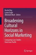 Broadening Cultural Horizons in Social Marketing