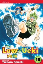 The Law of Ueki, Vol. 10: All Quiet on the Ueki Front...