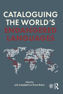 Cataloguing the World s Endangered Languages