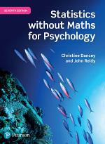 Statistics Without Maths for Psychology eBook PDF