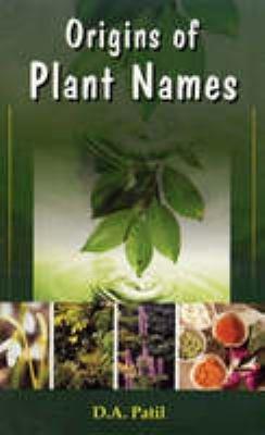 Origins of Plant Names PDF