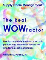 Supply Chain Management  The Real WOW Factor PDF