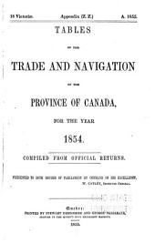 Appendix to ... Journals of the Legislative Assembly of the Province of Canada: Volume 13, Issue 12