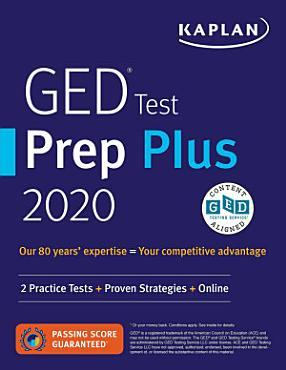 GED Test Prep Plus 2020 PDF