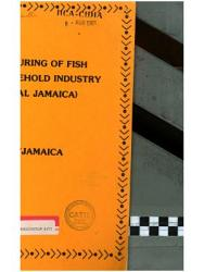 Smoke Curing Of Fish As A Household Industry In Rurak Jamaica  Book PDF