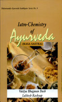 Iatro-chemistry of Āyurveda, Rasaśāstra
