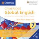 Cambridge Global English Stage 7 Cambridge Elevate Teacher's Resource Access Card