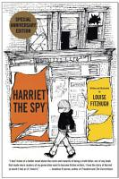 Harriet the Spy  50th Anniversary Edition PDF