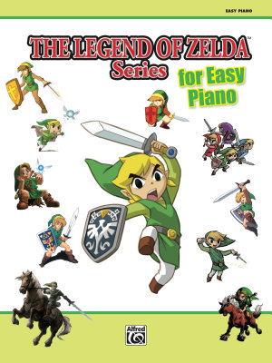 The Legend of Zelda Series for Easy Piano