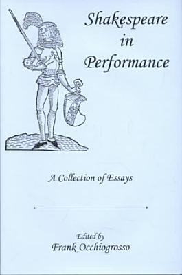 Shakespeare in Performance PDF