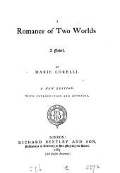 A Romance of Two Worlds: Volume 3