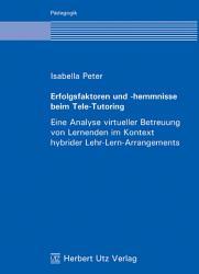 Erfolgsfaktoren und  hemmnisse beim Tele Tutoring PDF