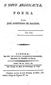 O novo argonauta: poema