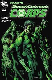 Green Lantern Corps (2006-) #63