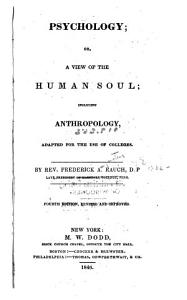 Psychology  Or  a View of the Human Soul PDF