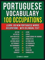 Portuguese Vocabulary - 100 Occupations