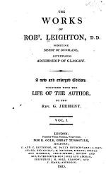 The Works of Robt. Leighton