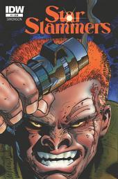 Star Slammers: Re-mastered! #7