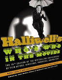 Halliwell's Who's Who in the Movies, 15e