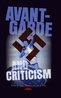 Avant garde and Criticism PDF