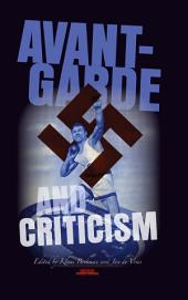 Avant-garde and Criticism