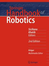 Springer Handbook of Robotics: Edition 2