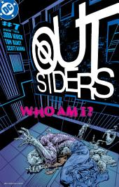 Outsiders (2003-) #7