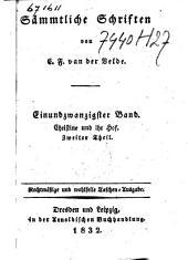Sämtliche Schriften: Christine und ihr Hof : zweiter Theil. 22. Bd.: Das Horoskop, Band 21