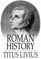 Roman History: Books 1-3