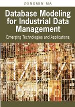 Database Modeling for Industrial Data Management: Emerging Technologies and Applications