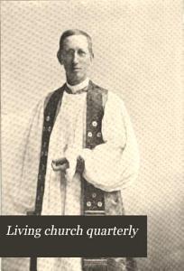 Living Church Quarterly PDF
