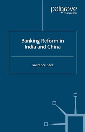 Banking Reform in India and China PDF