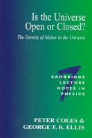 Is the Universe Open Or Closed  PDF