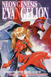 Neon Genesis Evangelion 3-in-1 Edition: Volume 3