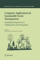 Computer Applications in Sustainable Forest Management PDF