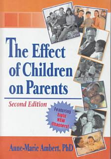 The Effect of Children on Parents Book