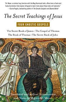 The Secret Teachings of Jesus PDF