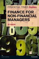 FT Guide to Finance for Non Financial Managers PDF