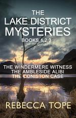 The Lake District Mysteries - Books 1, 2, 3