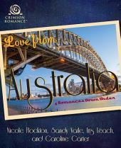 Love From Australia: 4 Romances Down Under
