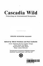 Cascadia Wild