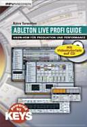 Ableton Live Profi Guide PDF