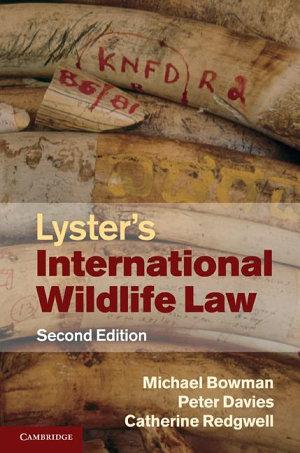 Lyster s International Wildlife Law