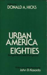 Urban America In The Eighties Book PDF